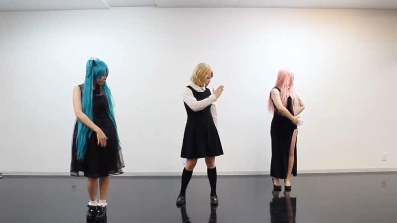 【ミク・ルカ・リン】Girls踊ってみた【コスプレ】 720 x 1280 sm35273232