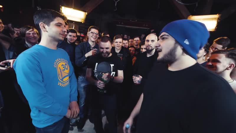 RBL - SCREAM VS КОМЕДИАНТ (14 RUSSIAN BATTLE LEAGUE)