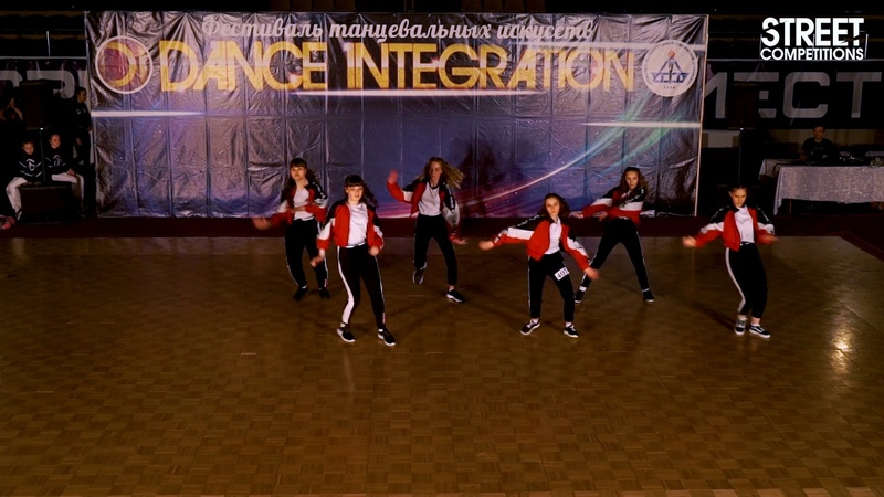 Dance Integration 2019 «Street Competitions» - 046 - Dance Community , Ухта
