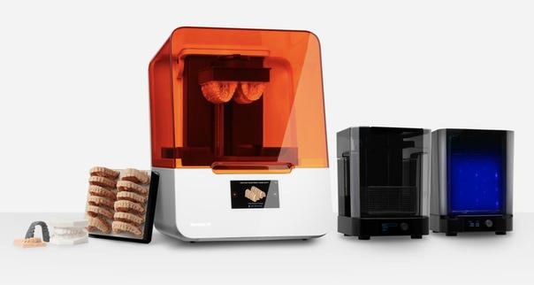 Стоматологи будут печатать коронки и мосты на принтере