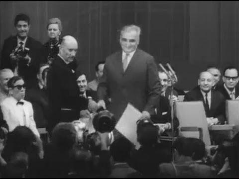სერგო ზაქარიაძე-1965 წლის მოსკოვის კინოფესტი