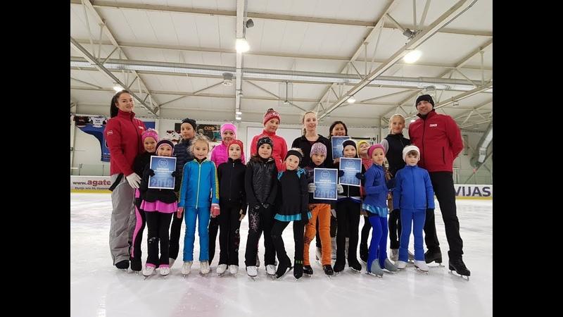 Ежегодные СБОРЫ по фигурному катанию в Москве, Болгарии, Латвии | Ice Skating Camp