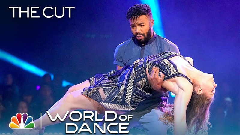 Derion Madison's Call Out My Name Is Visceral World of Dance 2019 Full Performance