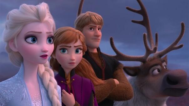 «Холодное сердце 2»  самый кассовый мультфильм в истории