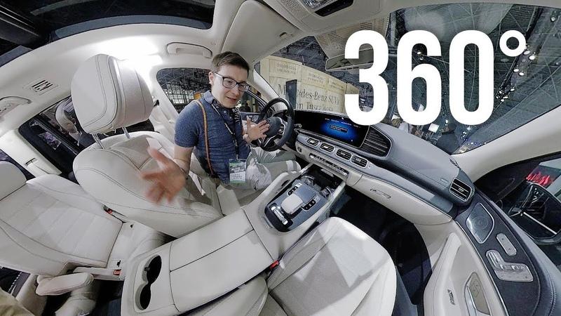 * 360 4K * ГЛАВНЫЕ НОВИНКИ ВЫСТАВКИ НОВЫЙ GLS 2020, HIGHLANDER и SONATA в формате 360 градусов