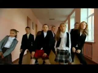 Крутая песня про школу
