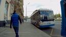 Троллейбус 70 Белорусский вокзал - Братцево