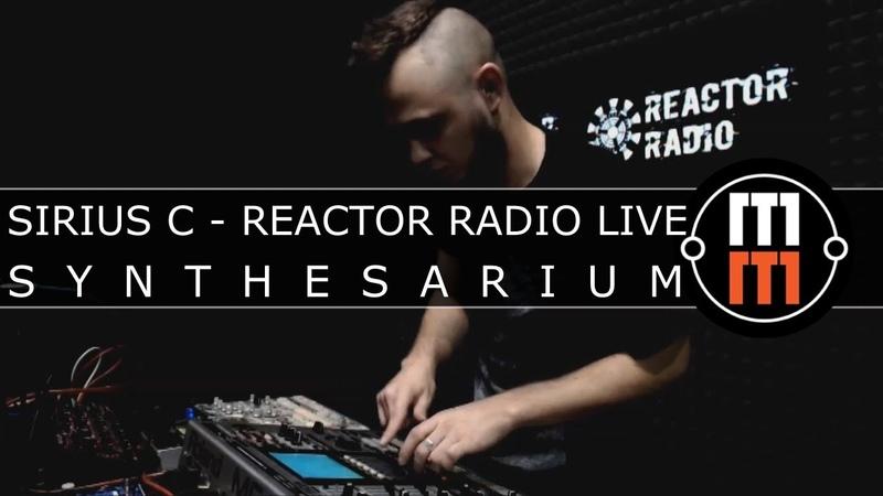 GBC live selectr SIRIUS C - REACTOR RADIO LIVE