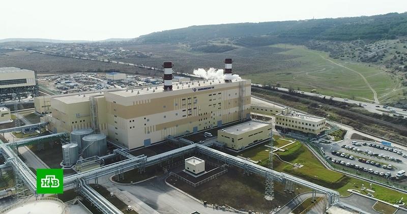Новые ТЭС решили проблему нехватки электроэнергии в Крыму