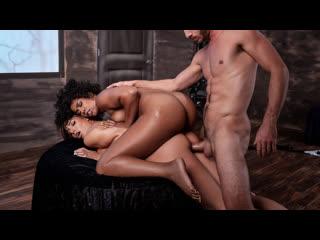 Misty stone, desiree dulce milf witches part 3 (threesome, big tits, blowjob, black hair, milf, latina, natural tits, ebony)
