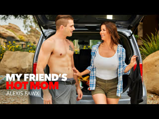 Alexis fawx - my friends hot mom