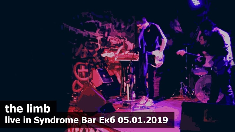 The limb live in Syndrome Bar Екб 05.01.2019