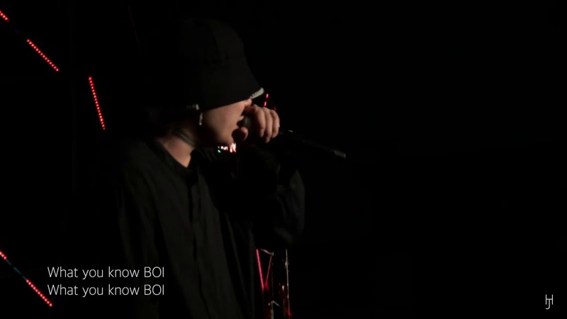 [LIVE] Kid Milli (키드밀리) - WHY DO FUCKBOIS HANG OUT ON THE NET (190608)