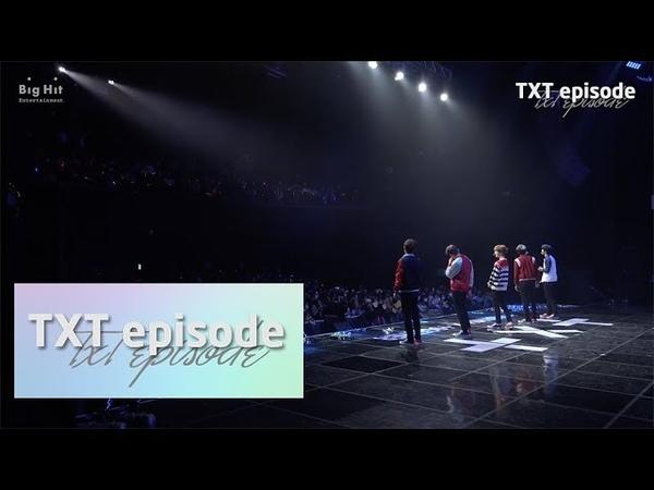 [EPISODE] TXT (투모로우바이투게더) DEBUT SHOWCASE STAR behind story
