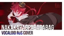 Sati Akura Elli - Nakakapagpabagabag VOCALOID RUS COVER HBD Raspis