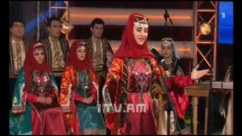 Lusine Gasparyan Papi axpur Erg ergoc