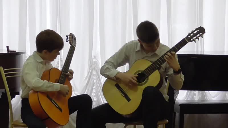 Э Гранадас Ориенталь В Козлов Восточный танец