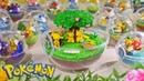 Pokemon Terrarium Collection Unboxing 3 | RE-MENT Pokémon Center Japan
