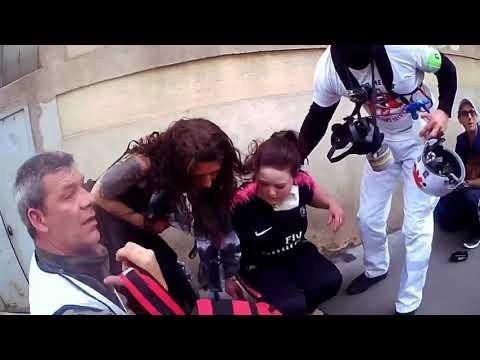 18 mai Gilets Jaunes NANCY violence inattendue