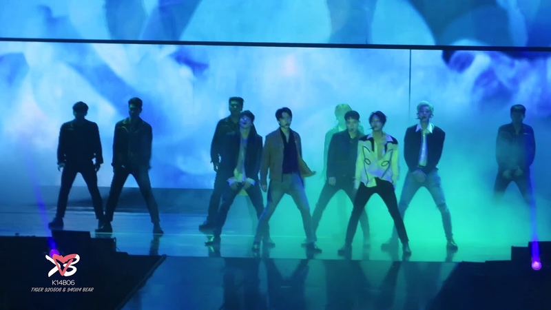 190719 EXO 엑소 - Monster Oasis - EXO PLANET5 - EXplOration [직캠]