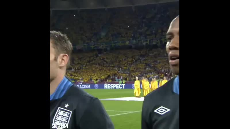 Красивый матч Англия - Швеция 32