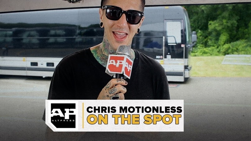 Chris Motionless on Misconceptions of MIW the Follow Up to Graveyard Shift and More