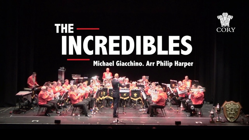 The Cory Band The Incredibles Main Theme Tune
