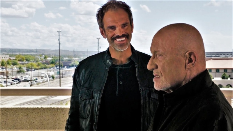 Лучше звоните Солу 1x09 - Тревор против Майка
