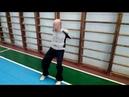Оздоровительное даосское упражнение Висячая скала.Тонизация спины и живота,укрепление плеч.