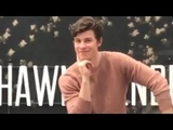 Shawn Mendes Full Q &amp A Zurich, Switzerland 31.03.2019