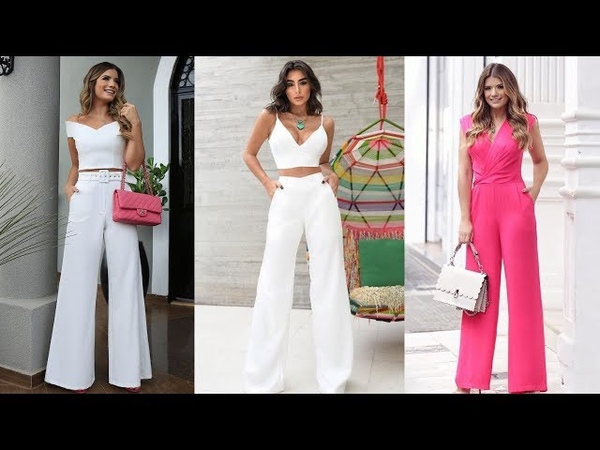 MODA MUJER 2019 Pantalones de moda Fashion Love