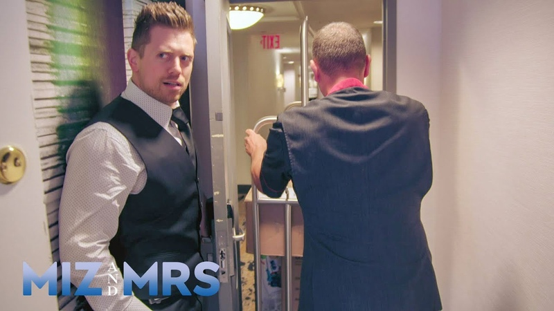 [BMBA] The Miz is surprised by Maryse's online shopping delivery: Miz Mrs. Preview Clip, April 2, 2019
