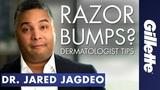 Have Razor Bumps &amp Ingrown Hairs Gillette SkinGuard Dermatologist Tips