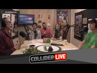 Collider live! jean-claude van damme's thoughts on the us economy
