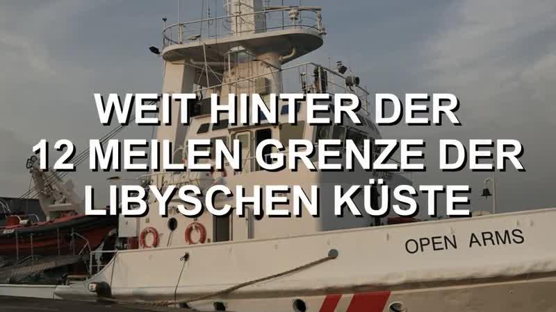 NGOs - Kriminelle Schlepper _