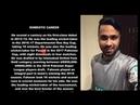 Pakistani Cricketer Faheem Ashraf Biography Detail