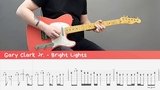 Gary Clark Jr. - Bright Lights (Solo) with Tab