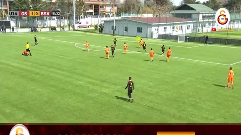 🎥   U14 Oyuncumuz Emirhan Kayardan Örnek Hareket!