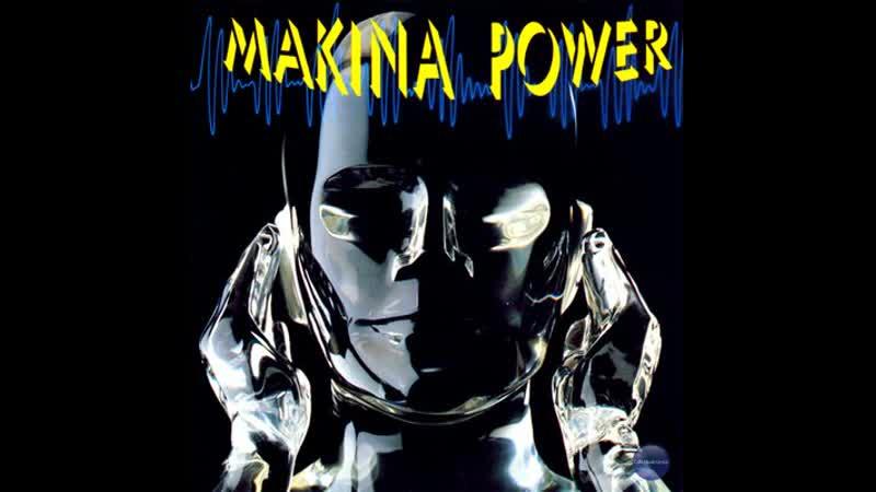 Makina Power Opus Plus 1992