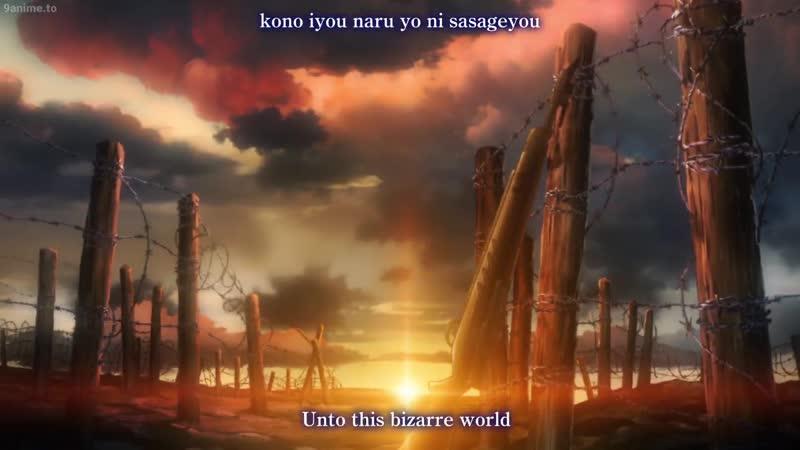 Youjo Senki Ending (2) | Военная хроника маленькой девочки Эндинг (2)