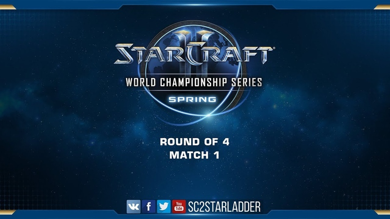 2019 WCS Spring - Playoff Ro4 Match 1: Neeb (P) vs SpeCial (T)