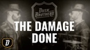 Dusk Brothers 'The Damage Done' Lyric Video Dark Swamp Blues Alt Country