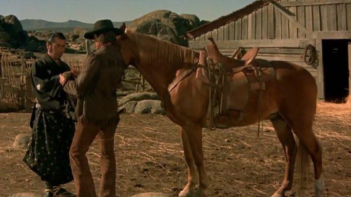 Charles Bronson Sol Rojo 1971 DVD HD Castellano by Yhowel Syberninya