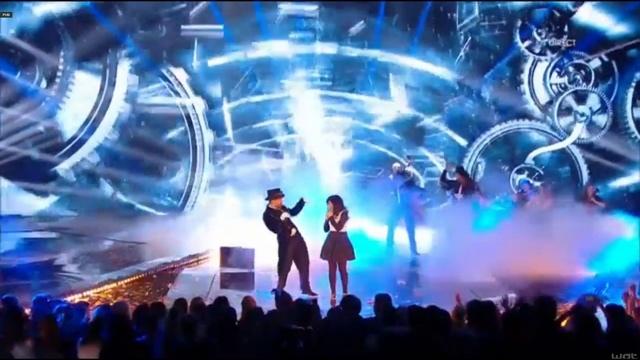 Посмотрите это видео на Rutube Indila Индила Dernière Danse NRJ Music Awards TF1 13 12 14