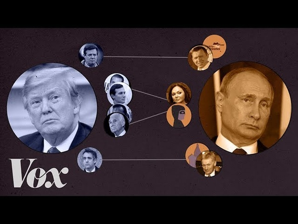 The 3 Trump-Russia ties we know about