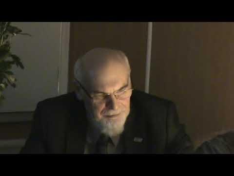 М.Е. Бурно, чтение психотерапевтических рассказов. Концерт Реалистического клинического театра, 2011