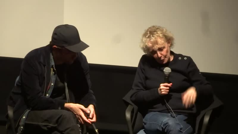 Claire Denis Talks About the Sex Box! ¦ HIGH LIFE QA with Claire Denis and Robert Pattinson
