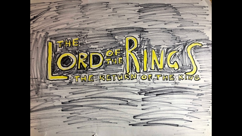 The Lord of the Rings The Return of the King. Low Cost Trailer