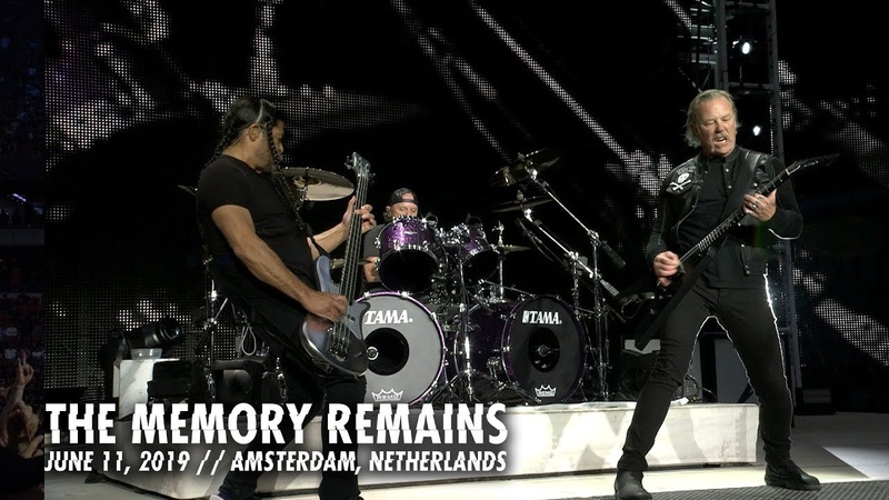 Metallica: The Memory Remains (Amsterdam, Netherlands - June 11, 2019)
