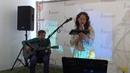 Поворот реки 7 04 19 Концерт женского творчества Цветы весенние в Арт парке